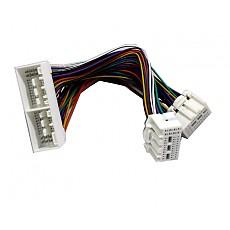 (K1K2) LF 소나타군 4세대 73Pin  Main Connector (암+ 숫 일체형)