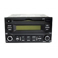 (R4B3형)봉고3 CD RADIO 자출 순정 오디오 96150-4E500 중고