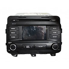 (R4K9형)더뉴 K5  블루튜스  M3 CD  후방카메라지원 오디오 AM110TFDG (96180-2T000CA)  중고