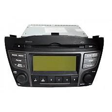 (R4T5) 투싼IX 블루투스 MP3 CD  3세대 오디오 AM101DMCG(96170-2W8004X) 중고