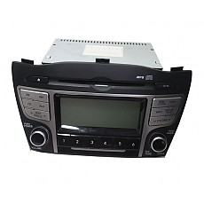 (R4T8) '11년형 투싼IX  MP3 CD  2세대 오디오 A-200LDAN(96160-2S011TAN) 중고