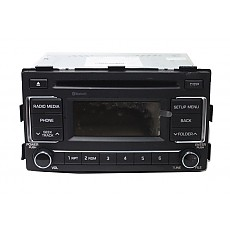 (R4F7) 신형 포터2  블루튜스 MP3 CD 오디오 ACB00HEDG(96150-4F100CA)   자출 중고
