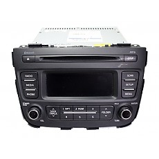 (R4S9) 뉴쏘렌토R MP3 CD 블루튜스 오디오(96170-2PAA0VA)  중고
